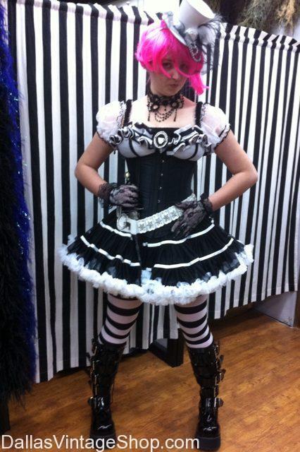 A-Kon Masquerade Ball, Lolita Anime Costume