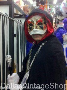 Men's Masquerade Ball Costume Ideas in or near Dallas area.