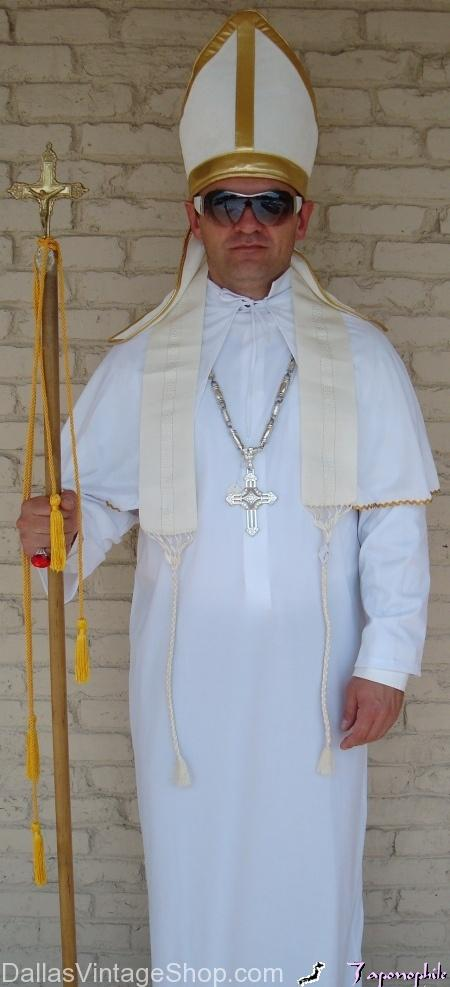 Pope outfit, Clerical, Clerical Dallas, Clerical Costume, Clerical Costume Dallas, Clerical Robe, Clerical Robe Dallas, Clerical Headpeice, Clerical Headpiece Dallas, Rabbi Costume, Rabbie Costume Dallas, Rabbi Robe, Rabbi Robe Dallas, Priest Costume, Priest Costume Dallas, Priest Robe, Priest Robe Dallas,