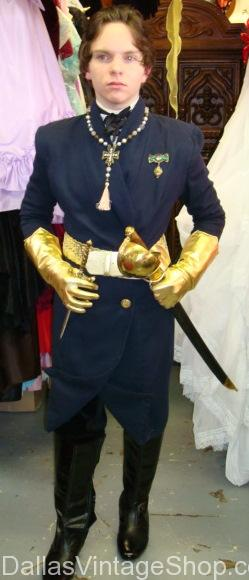 Children's Historical Prince Costume
