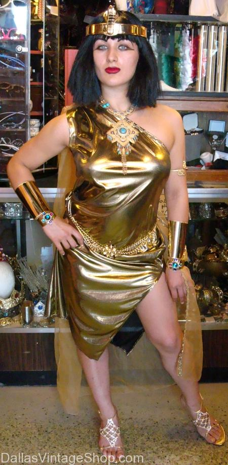 Toga Party Cleopatra Costume