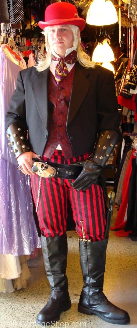 Steampunk Justice League Enforcer costume