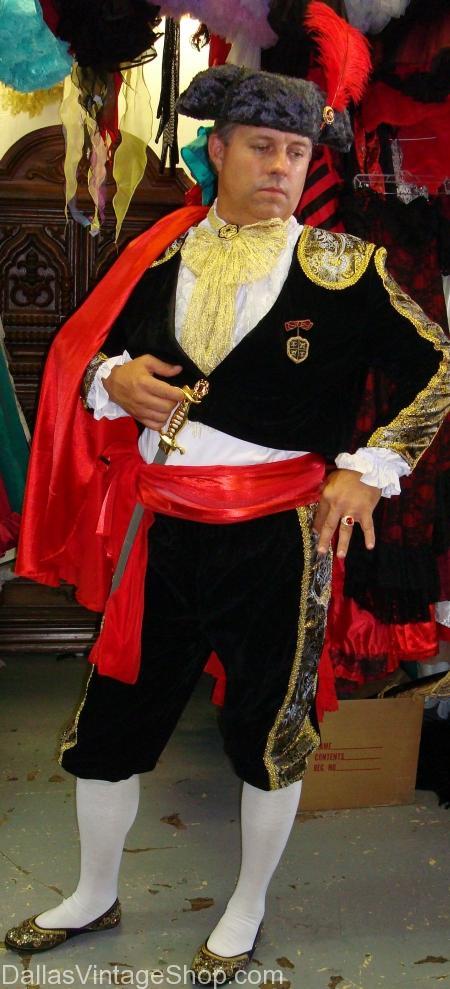 Cinco De Mayo Matador Costume