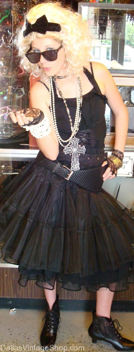 1980's Rockstar Madonna Borderline Costume, Madonna, Madonna Dallas, Madonna Costume, Madonna Costume Dallas, Madonna Borderline Costume, Madonna Borderline Costume Dallas, 80's Costume, 80's Costume Dallas, 80's Madonna Costume, 80's Madonna Costume Dallas,