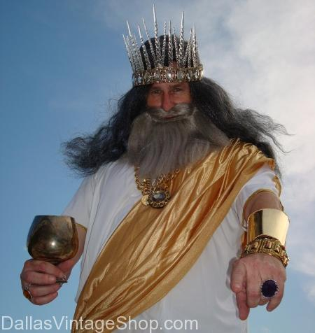 Zeus God of Thunder Greek Mythology Costume, Zeus Costume, Greek God Costume, Greek Mythology Costume, Zeus Costume,