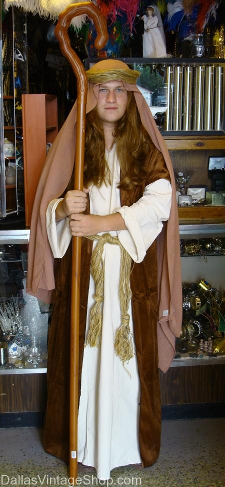 Bible Costumes Shepherd Boy