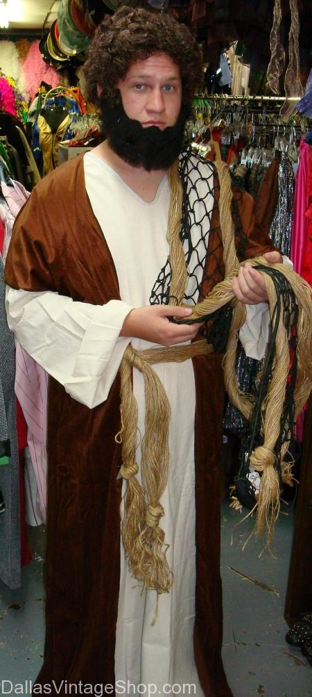 Biblical Costumes Peter The Fisherman
