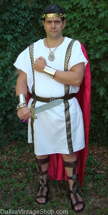 Roman Mark Antony Costume