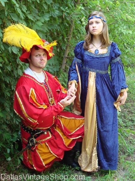 Romeo & Juliet Costumes,