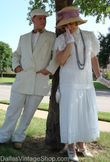 Robert Redford and Mia Farrow, Jay Gatsby and Daisy Buchanan The Great Gatsby