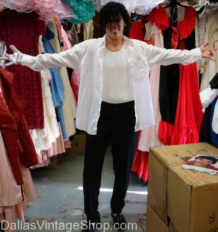Michael Jackson Black or White Costume