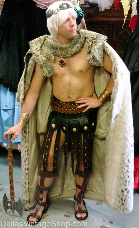 Beowulf Legendary Medieval Warrior Costume