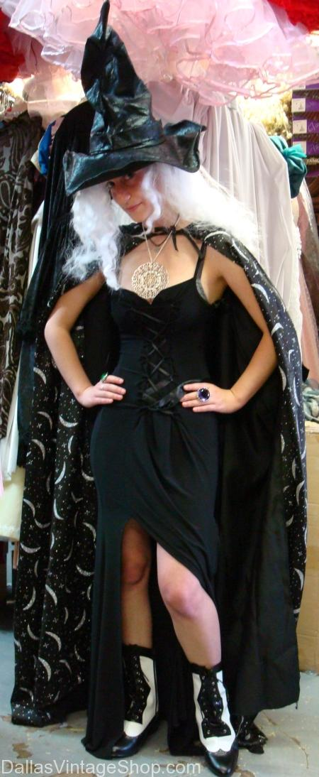 Lady Witch Costume, sexy witch costume, witch costumes near dallas,
