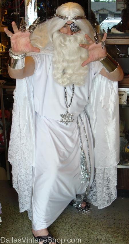 The White Wizard Gandalf lord of the rings Costume