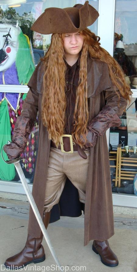 Highway Man Costume scarborough fair