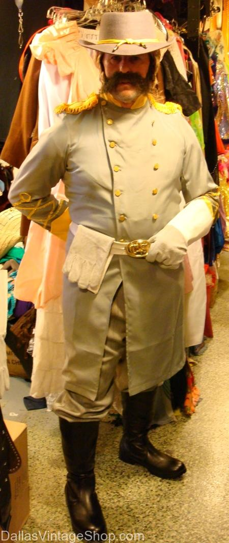 General Robert E. Lee Costume