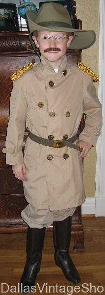 Children's Teddy Roosevelt costume