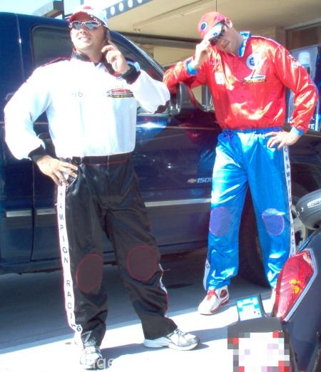 Sports Icons Jeff Gordon Dale Earnhart Jr. Nascar Driver Jumpsuits