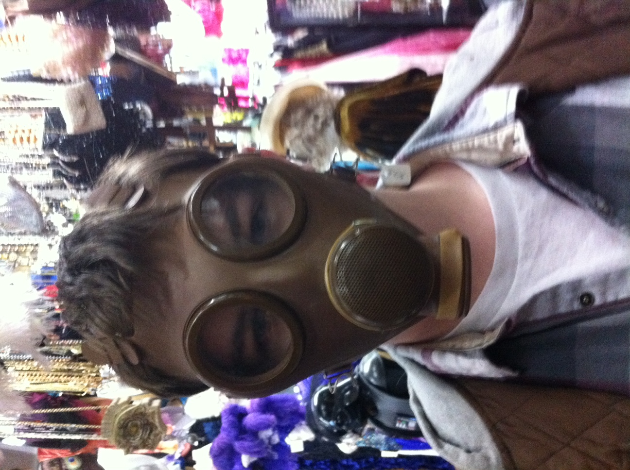 Gas Masks | Dallas Vintage and Costume Shop
