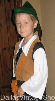 Robin Hood Children's Costume