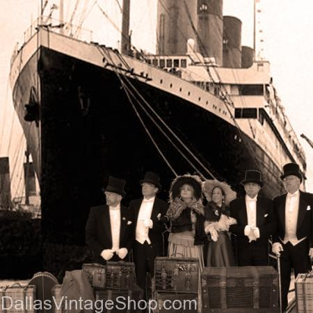 Titanic The Movie Costumes