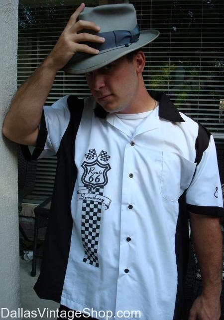 1950's Bowling Shirt, Vintage Bowling Shirts,  Mens Route 66 Bowling Shirt, Fancy Bowling Shirts, 1950's bowling shirt costume, 1950's Bowling Shirt, Vintage Bowling Shirts,  Mens Route 66 Bowling Shirt, Fancy Bowling Shirts, 1950's Bowling Shirts Dallas, mens 50s costumes Dallas area, Dallas Vintage Attire, dallas Vintage Shops, Best Mens Vintage Dallas, Best Mens 50s Costumes, Mens 50s Costume Ideas, Dallas 1950s Vintage