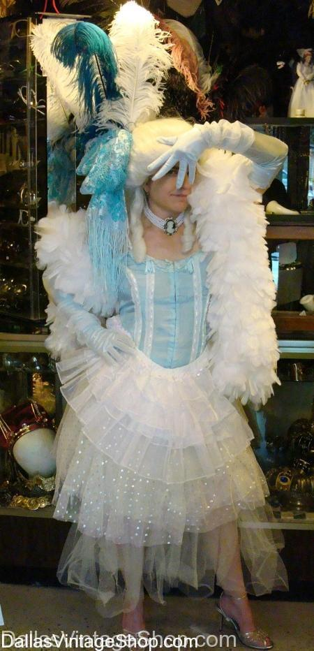 Exotic Feathers and Boas For Costumes in Dallas, Feather headpieces and costumes in dallas, boas in dallas,