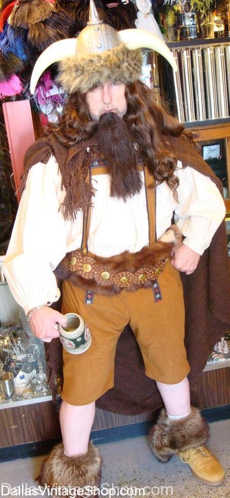 Oktoberfest Viking Costume, Funny Oktoberfest Costumes,