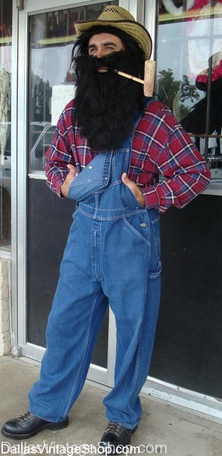 Hillbilly Costume, Hillbilly Halloween Costume, Funny Hillbilly Costume