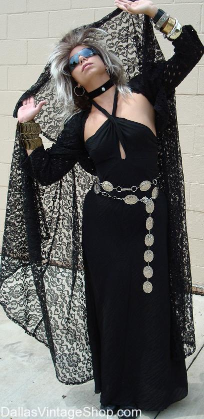 fleetwood mac costume, stevie nicks costume