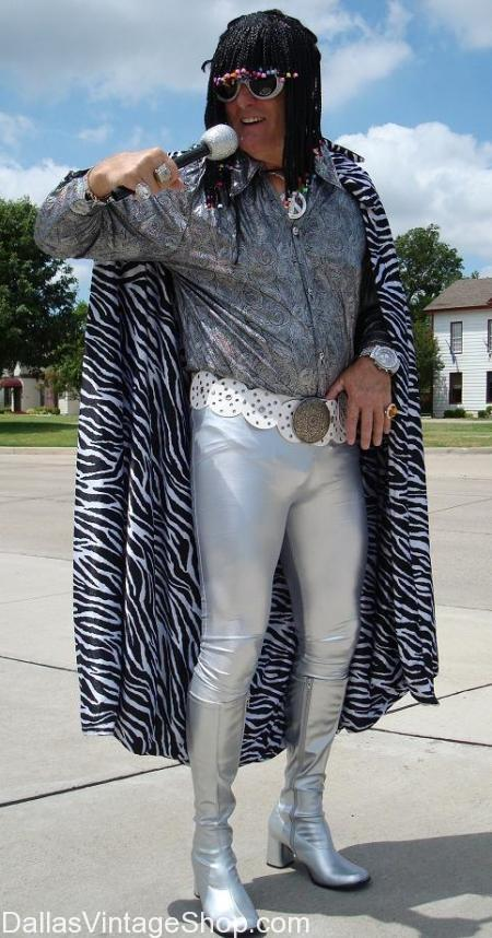 rick james costume