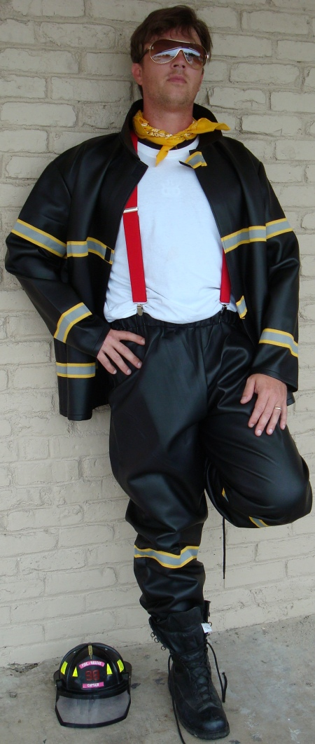 Leather Fireman Suit,  Fireman, Fireman Dallas, Fireman Suit, Fireman Suit Dallas, Fireman Costume, Fireman Costume Dallas, Sexy Fireman Costume, Sexy Fireman Costume Dallas, Pleather Fireman Costume, Pleather Fireman Costume Dallas, Sexy Pleather Fireman Costume, Sexy Pleather Fireman Costume Dallas,