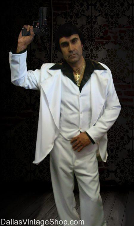 Scarface Costume, Tony Montana Costume, 70s White Disco Suit, Scarface Al Pacino White Suit, Al Pacino Scarface Costuume, White Polyester Disco Suit, White 70s Disco Suit, Mens Disco Costumes, Mens 70s Disco Costume, Mens Disco, 70s, 70s Men, 70s Mens Costume, Mens Costume Ideas, Mens 70s Costume Ideas, Best Costume Shops Dallas, Best Costume Shops DFW, Mens Costume Ideas DFW, Scarface Costume Dallas, Tony Montana Costume Dallas, 70s White Disco Suit Dallas, Scarface Al Pacino White Suit Dallas, Al Pacino Scarface Costuume Dallas, White Polyester Disco Suit Dallas, White 70s Disco Suit Dallas, Mens Disco Costumes Dallas, Mens 70s Disco Costume Dallas, Mens Disco Dallas, 70s Dallas, 70s Men Dallas, 70s Mens Costume Dallas, Mens Costume Ideas Dallas, Mens 70s Costume Ideas Dallas, Best Mens Costume Shops Dallas, Best Quality Costume Shops DFW, Mens Best Costume Ideas DFW