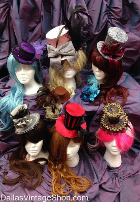 Mini Top Hats, A-Kon @ Fort Worth Convention Center
