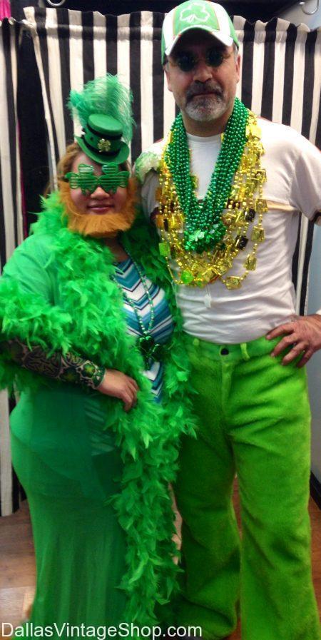 Irish Fest Costume Ideas Outlandish Costumes And Accessories Dallas Vintage Clothing Costume Shop