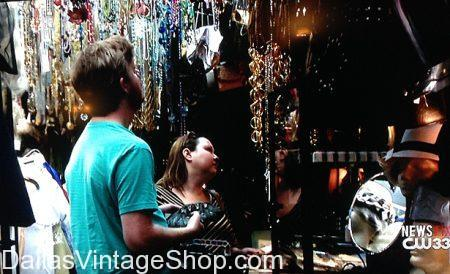 Dallas Vintage Shops Theatrical & Theme Party Costumes, Vintage Clothing and Garb provide the Largest & Most Diverse Collection of Costumes in North Texas.