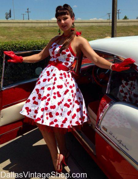 Dallas Pinups Clothing HQ, Dallas Pinup Lovers Heaven is Dallas Vintage Shop. We stock Pinup Dresses, Pinup Wigs, Pinup Shorts, Pinup Swim Suits, Pinup Hot Rod Fashions, Vintage Pinup Clothing and Pinup Pumps and we are open all year round.