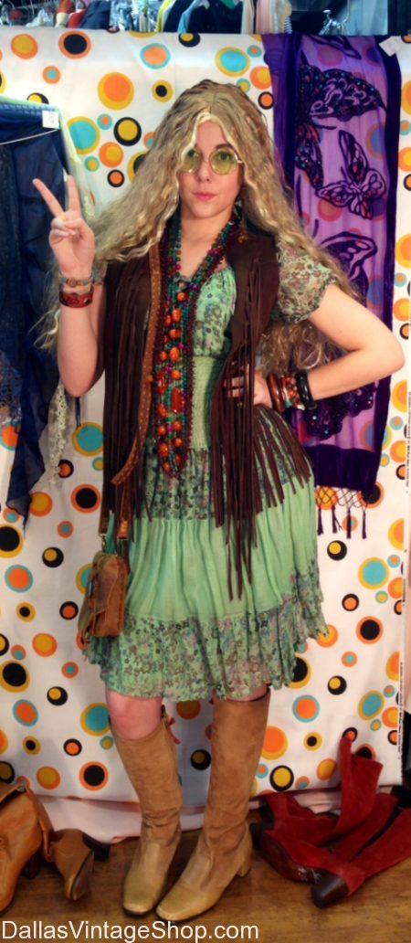 Hippie Dallas Vintage And Costume Shop