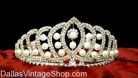 Princess Di Style Tiara