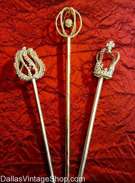 Scepters Dallas, Where to Buy Scepters in Dallas, King Costumes Dallas, Queen Costumes Dallas, High Quality Metal Scepters Dallas, Medieval Accessories DFW, Texas Costume Stores, Costume Scepters Dallas, DFW Costume Shops, Dallas Costume Shops, 2017, Scepters, Royalty Accessories, King Costumes, Queen Costumes,