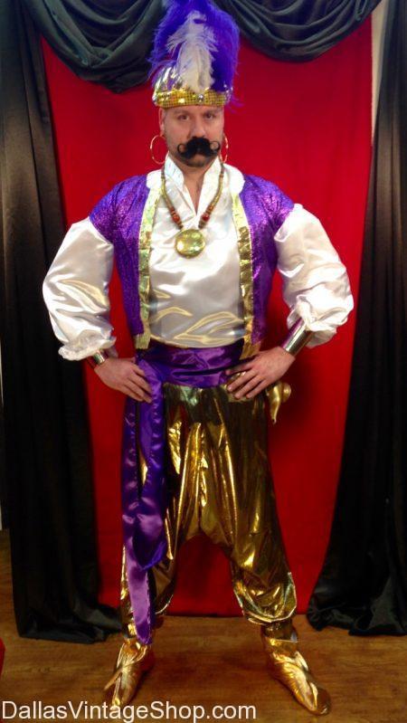 Arabian Nights Genie