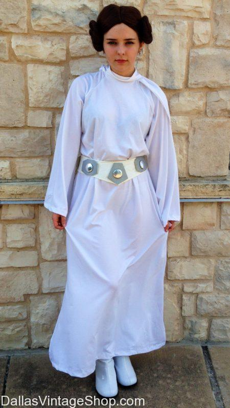 Princess Leia Other Star Wars Characters Costumes In Stock