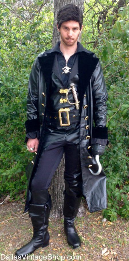 Pirates Once Upon A Time Captain Hook Costume, Pirate Leather Attire, Fancy Pirate King Outfits, Movie Characters Pirate Costumes, Historical Pirate Attire, Swashbuckler Pirate Costumes, Pirates of the Caribbean Costumes, Black Sails Pirate Costumes, Hook the Movie Pirate Costume, Pirate Hats, Pirate Coats, Pirate Boots & Boot Covers, Pirate Swords & Sword Belts, Pirate Flintlocks & Baldrics, Pirate Eye Patches, Pirate Bling, Pirate Tankards, Pirate Wigs, Makeup & Facial Hair, Supreme Quality Pirate Costume, TV Show Pirate Costumes, Movie Pirate Outfits, Historical Pirate Costumes,