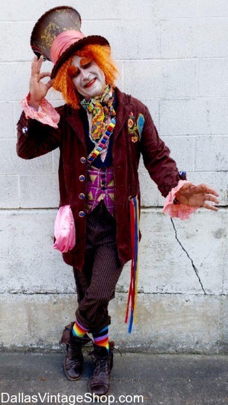 Mad Hatter Costume, Johnny Depp Mad Hatter Costume, Mad Hatter Alice in Wonderland Costume, Quality Mad Hatter Costume, Original Mad Hatter Costume,  Vintage Mad Hatter Costume, Disney Mad Hatter Costume, Adult Mad Hatter Costume, Complete Mad Hatter Costume, Mad Hatter Hat, Mad Hatter Wig, Mad Hatter Attire,