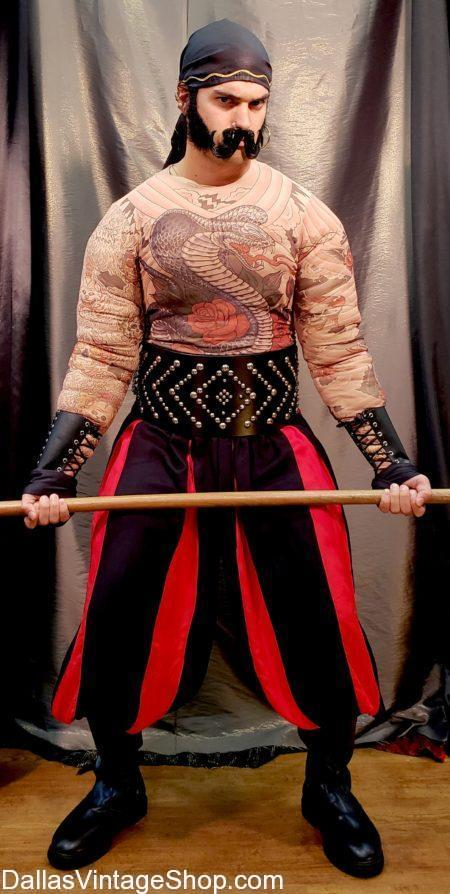 Get Circus Strong Man Costume, Classic Circus Characters Costumes, Theatrical Circus Wardrobes, Theatrical Circus Characters Costumes in our Dallas shop. We have these Circus Characters Makeup, Circus Freak Makeup & Hair, Men's Circus Costumes in Stock. Look at these Circus Costume Ideas we have.