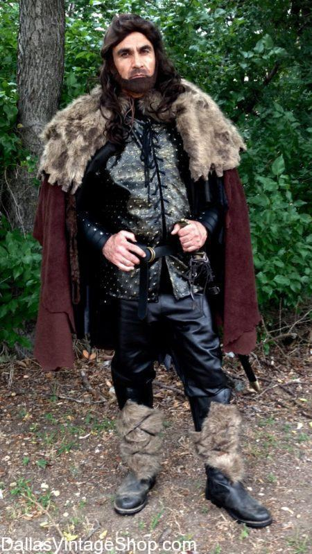 Get Viking Costumes, Theatrical Viking Costumes, Viking Historical Costume, Viking Movie Characters Outfits. You will find Viking TV Show Costumes, Famous Vikings Costumes, Viking Period Attire, Viking Leather Pants & Costume, Viking Fur Garments. We have Viking Costume Weapons, Viking Swords & Sword Belts, Viking Men's Costumes, Viking Quality Costumes, Viking Supreme Quality Costumes in Stock.