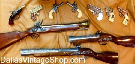 Get Pirate Weapons, Pirate Flintlocks, Pirate Musketoons, Pirate Blunderbusses, Pirate Oversized Pistols, Ladies Small Pirate Pistols, Pirate Leg Pistols, Pirate Garter Pistols, Fancy Pirate Pistols, Quality Pirate, Many Types Pirate Pistols, We also have Pirate Pistol Holsters, Pirate Weapon Baldrics, Pirate Pistol Gun Belts, Tiny Pirate Pistols,