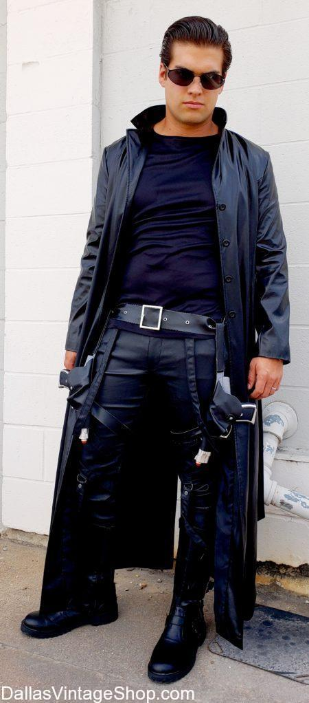 Look at this Matrix Neo Costume, which is in stock now. We also have Matrix Neo Costume, Matrix Neo Keanu Reeves Costume, Matrix Neo Trench Coat, Matrix Character Costumes, Matrix Neo leg Holster, Matrix Neo Quality Costume, Matrix Neo Complete Outfit, Matrix Neo Cosplay Costume, Matrix Movie Costumes, The Matrix Costumes & Accessories.