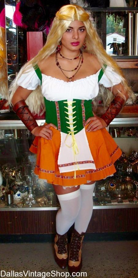We have Oktoberfest Sexy Wench Costumes: Oktoberfest Sexy Dirndl Dresses, Oktoberfest Sexy Attire, Oktoberfest Dirndls, Oktoberfest Wenches, Oktoberfest Beer Garden Maidens, Oktoberfest Ladies, Oktoberfest German Ladies Attire, Oktoberfest Bavarian Ladies Attire, Oktoberfest Alpine Costumes, Oktoberfest Garb, Oktoberfest Dirndl Dresses, Oktoberfest Festive Attire, Oktoberfest Folk Costumes and Accessories in stock.