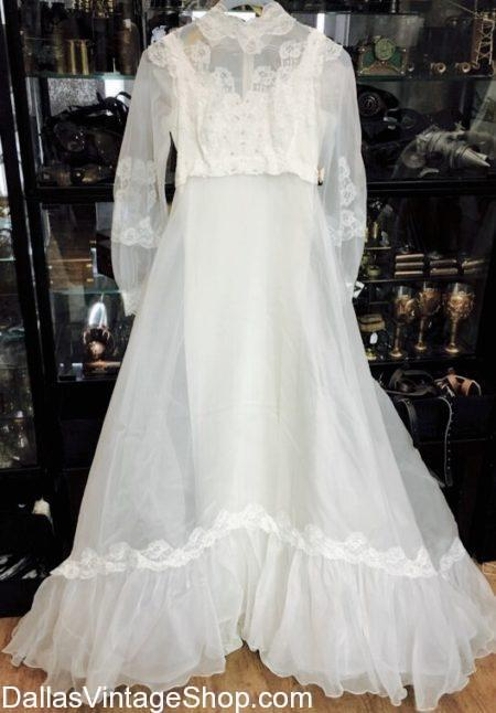 We have Used Wedding Dresses, Vintage Wedding Gowns and Accessories. We have thest styles of Wedding Dresses in stock: Used Wedding Dresses, Cheap Wedding Dresses, Vintage Wedding Dresses, Economy Wedding Dresses, Steampunk Wedding Dresses, Victorian Wedding Dresses, Goth Wedding Dresses, Old West Wedding Dresses, Prairie Wedding Dresses, Gunny Sack Wedding Dresses, Boho Wedding Dresses, Hippie Wedding Dresses, Day of the Dead Wedding Dresses, Sugar Skull Wedding Dresses, Bride of Frankenstein Wedding Dresses, Ghost Bride Wedding Dresses, Bride of Chucky Wedding Dresses, Zombie Wedding Dresses, Thrift Store Wedding Dresses, Regency Wedding Dresses, 70's Wedding Dresses, 80's Wedding Dresses, 50's Wedding Dresses, 40's Wedding Dresses, 30's Wedding Dresses, 20's Wedding Dresses, 1900's Wedding Dresses, Medieval Wedding Dresses, Simple Wedding Dresses, and more.